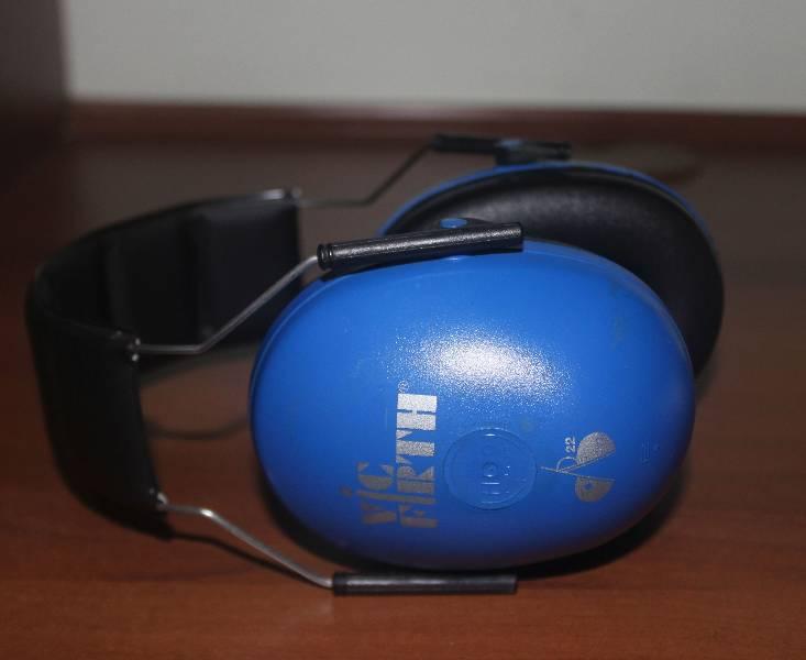Protetor de Ouvido Redutor Auricular de Ruído Vic Firth DB22