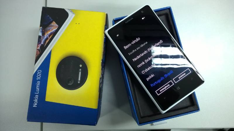 LUMIA 1020 32 GB BRANCO