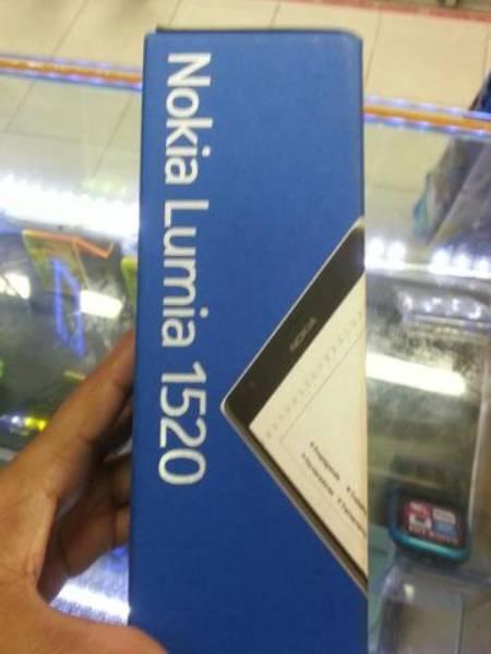 Nokia Lumia 1520 Original Novo Nota Fiscal Garantia de 01 Ano.