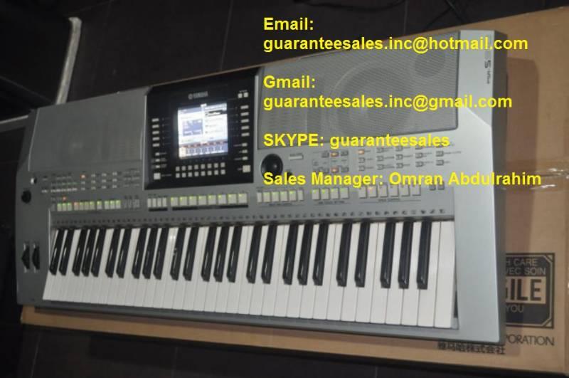 Vende-se: Yamaha Tyros 5, PIONEER CDJ-1000, Roland Fantom-G6, Korg