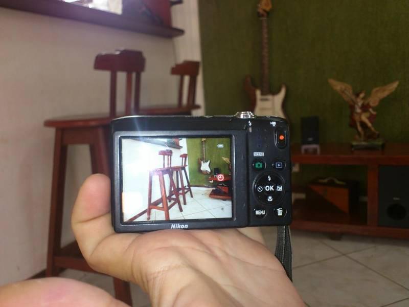 Câmera Digital Nikon Coolpix S2600 14 Mp
