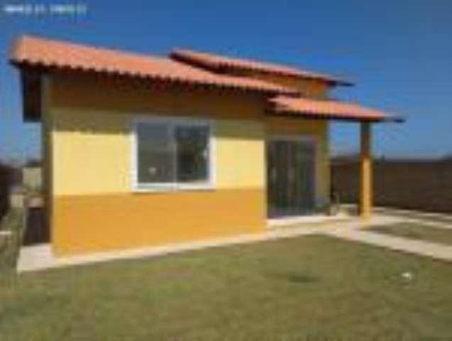 Casa 2qtos 1suite 2banh. 2v.gar. 64m2 p/mar Itaipuaçú Marica RJ ama1196