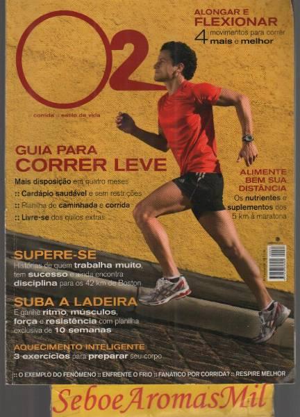 Revista O2-Corrida estilo de vida - Nº 74