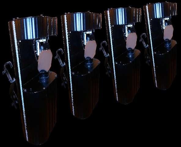 Kit de Iluminacao para DJ , Bandas e Igrejas 9 8302 0358 DF