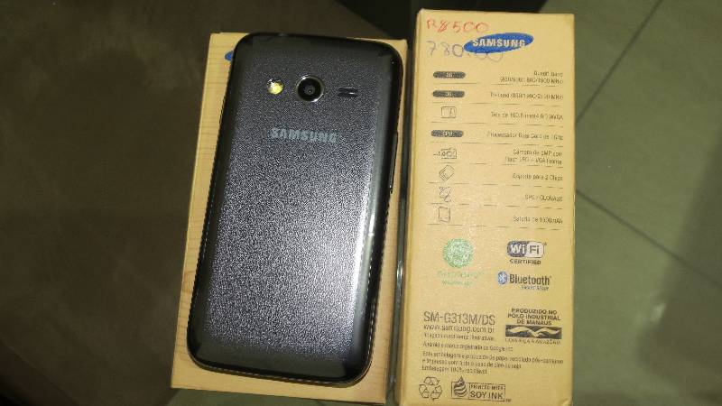 Samsung Galaxy Star PLus 3g