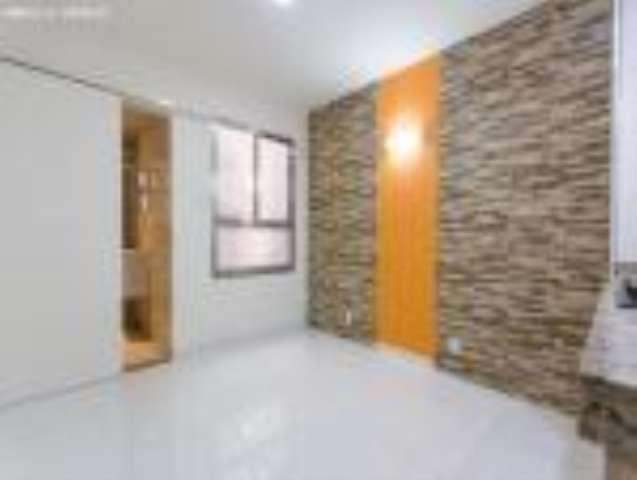 Apartamento 1qto 1banh. 1v.gar. 25m2 Centro Rio de Janeiro ama1287