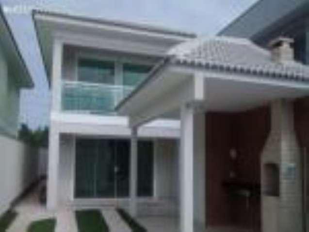 Casa duplex 4suite 5banh, 2v.gar. 120m2 Itaipú Niterói RJ ama0175