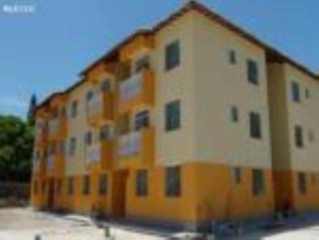 Apartamento 55m2 2qtos 1banh. 1v.gar. S.José Imbassaí Maricá RJ ama0413