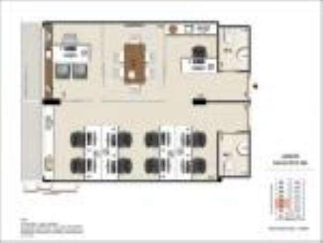 Salas comerciais prédio comercial 22m2 ocasião Recreio RJ ama0252