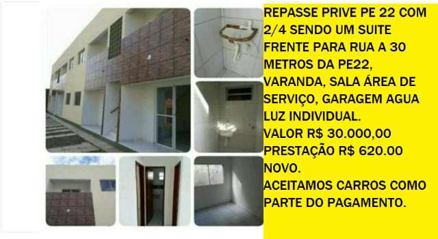 LINDO PRIVE PAU AMARELO REPASSE