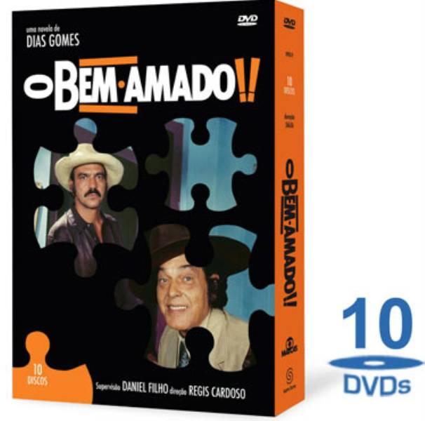 DVD - O Bem Amado - Box Original  Lacrado - Novo