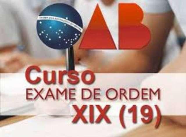 OAB PREPARA P/ Exame XIX - 1 E 2 Fase + Uti + Fgratis 2015