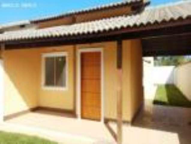 Casa linear 125m2 3qto 1suite 3banh. 2v.gar. Itaipuaçú Maricá ama1074