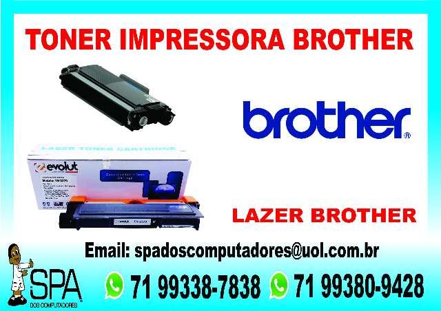 Toner Para Impressora Brother em Salvador Ba