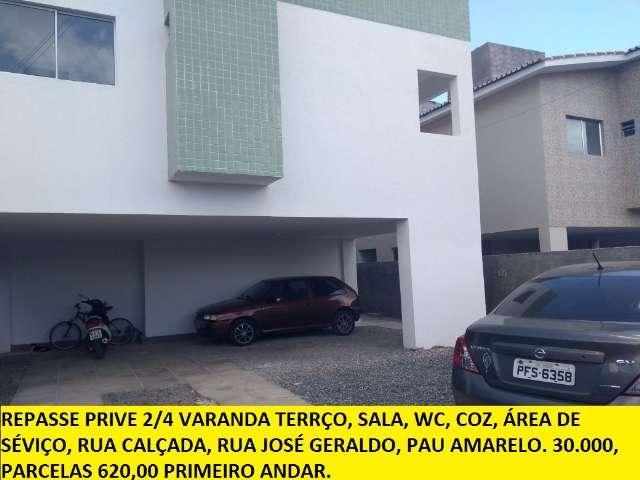 REPASSE PRIVE PAULISTA PAU AMARELO E JANGA