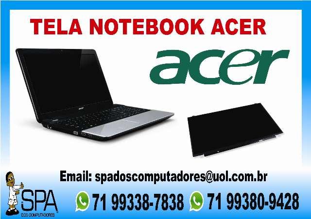 Tela Lcd Led e Led Slim para Notebook e Netbook  Acer em Salvador Ba