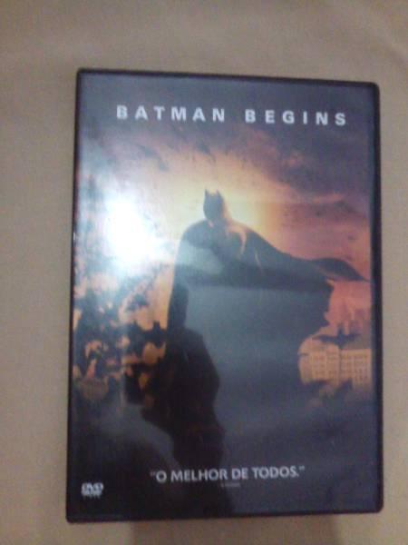 Dvd Batman Begins