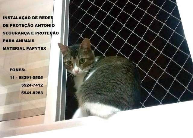 Redes de Proteção na Pompeia, Rua Dr. Augusto de Miranda, (11)  98391-0505