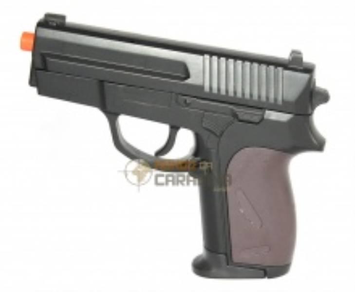 pistolas de pressão