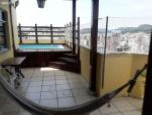 Cobertura duplex 140m2 3qto 1suite 2sal. 3banh. 2v.gar. Icaraí ama1250